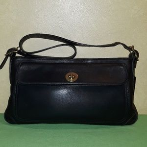Coach Smooth Leather Bag